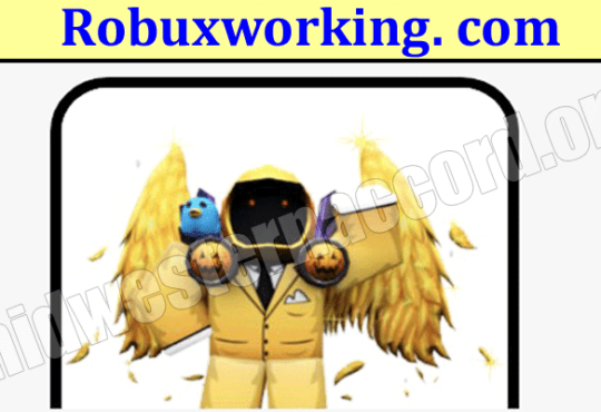 Robuxworking. Com (July) Is This Platform Legit To Use?